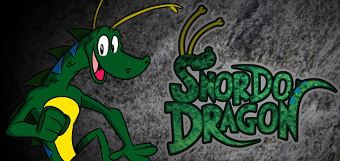 Snordo Dragon Comic