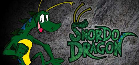 Snordo Dragon Comic