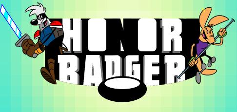 Honor Badger Comic